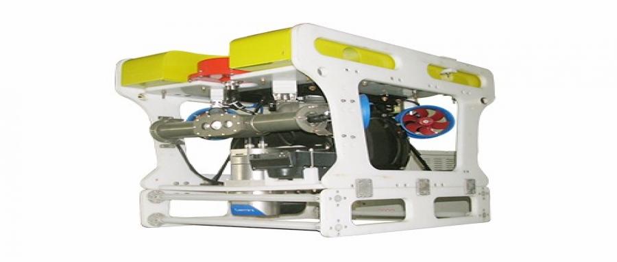 ROV1-模块化水下勘测机器人
