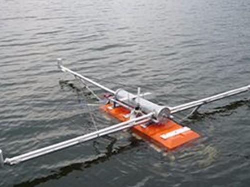 水下地磁场测量机器人