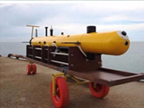 深海探测AUV